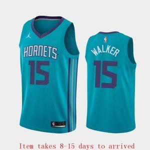 Charlotte Hornets Kemba Walker Icon Jersey